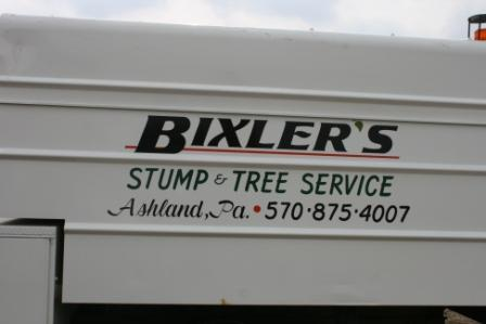 Bixlers Stump and Tree Service